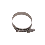 "Mishimoto - Mishimoto Stainless Steel T-Bolt Clamp, 2.87""–3.19"" (73MM–81MM) (MMCLAMP-3)"
