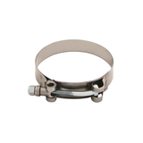 "Mishimoto - Stainless Steel T-Bolt Clamp, 3.86""–4.17"" (98MM–106MM) (MMCLAMP-4)"