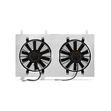 Mishimoto - Nissan 240SX S14 Performance Aluminum Fan Shroud Kit, 1995-1998 SR20 Engine (MMFS-S14-95SR)