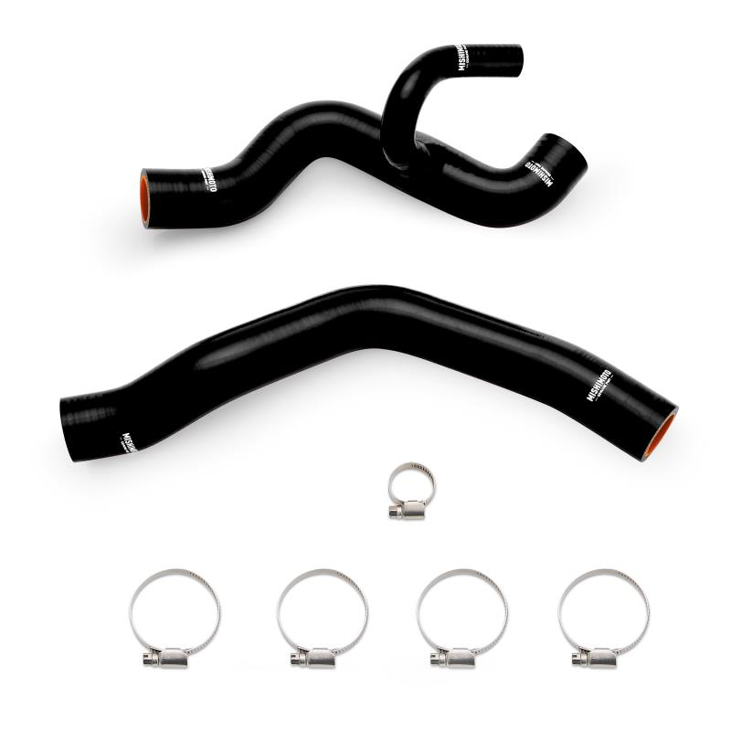 Mishimoto - Chevrolet Camaro V6 Silicone Radiator Hose Kit (Without HD Cooling Package), 2016+ (MMHOSE-CAM6-16)