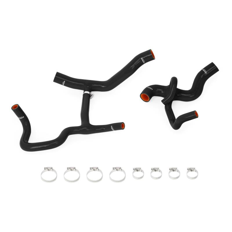 Mishimoto - Chevrolet Camaro V6 Silicone Radiator Hose Kit (With HD Cooling Package), 2016+ (MMHOSE-CAM6-16C)