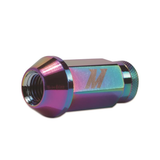 Mishimoto - Aluminum Locking Lug Nuts, M12 x 1.25 Neo Chrome (MMLG-125-LOCKNC)