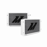 Mishimoto - Universal 19-Row Dual Pass Oil Cooler (MMOC-19DP)