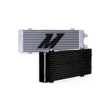 Mishimoto - Universal Dual Pass Bar & Plate Oil Cooler, Medium (MMOC-DP-M)