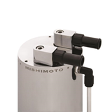 Mishimoto - Aluminum Oil Catch Can - Large (MMOCC-LA)