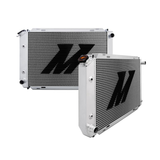 Mishimoto - Ford Mustang Performance Aluminum Radiator, Automatic, 1979–1993 (MMRAD-MUS-79A)