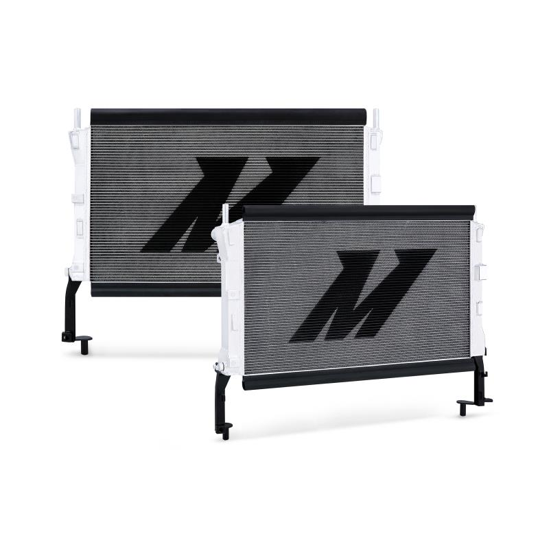 Mishimoto - Ford Mustang EcoBoost Performance Aluminum Radiator, 2015 (MMRAD-MUS4-15)