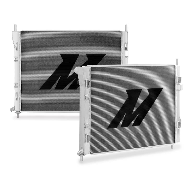 Mishimoto - Ford Mustang GT/ Shelby GT350 Performance Aluminum Radiator, 2015+ ( MMRAD-MUS8-15)