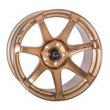 Cosmis Racing MR7 Hyper Bronze Wheel 18x9 +25mm 5x114.3