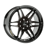 Cosmis Racing MRII Black Wheel 17x8.0 +15mm 6x114.3