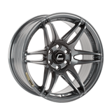 Cosmis Racing MRII Gun Metal Wheel 17x8.0 +15mm 6x114.3