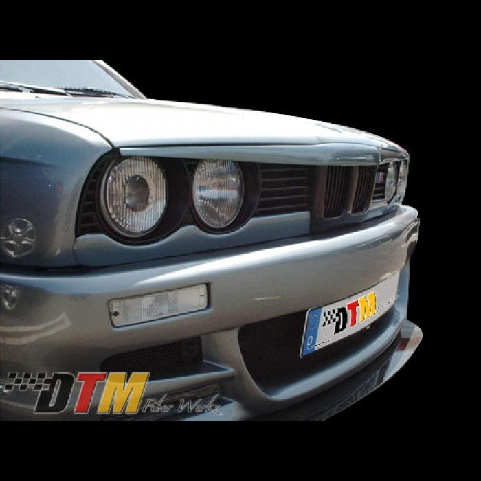 DTM Fiberwerkz - E30 Lower Eyelids