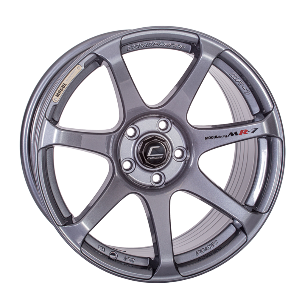 Cosmis Racing MR7 Gun Metal Wheel 18x9 +25mm 5x114.3