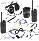 Rugged Radios - Offroad Short Course System with Digital 16-Channel Radios (OFFROAD-RDH)