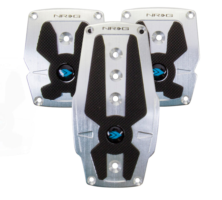NRG - ALUMINUM SPORT PEDALS MANUAL TRANS STYLE