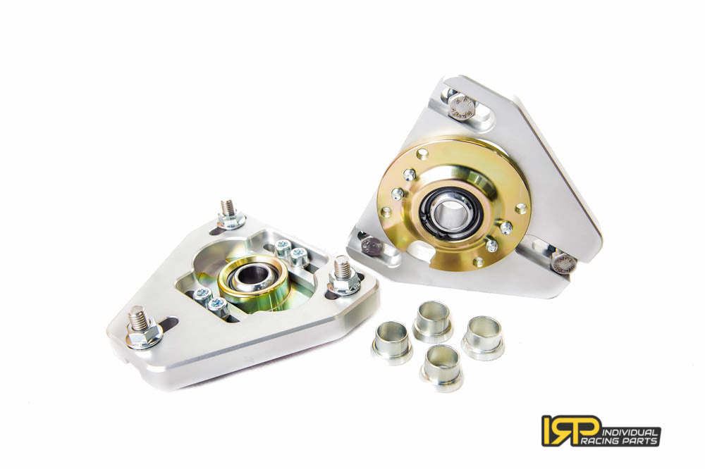 IRP - Adjustable camber caster plates (for coilovers) BMW E36, E85, E86, E89, E9x (IRPACCP-36C)