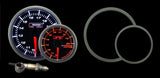 Pro Sport Gauges - Pro Sport Gauges - Wideband Premium 60mm Air Fuel Ratio kit-Amber/White