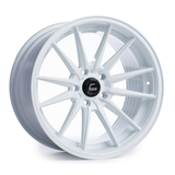 Cosmis Racing R1 White Wheel 19x8.5 +35mm 5x120