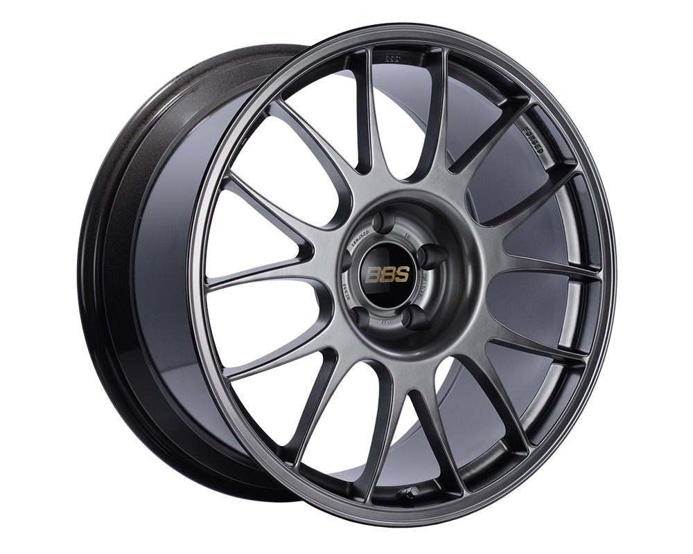 BBS - RE 18x8 5x100 50 Diamond Black (RE875DBK)