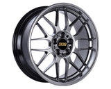 BBS - RGR 18x9 5x120 45 Diamond Black (RG762HDBK)