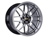 BBS - RGR 18x8.5 5x120 22 Diamond Black (RG707HDBK)