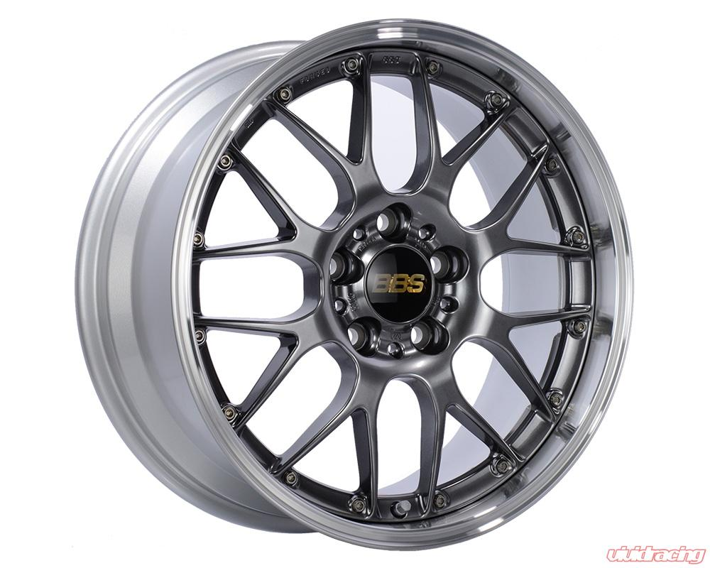 BBS - RS925 Diamond Black | Diamond Cut Rim 18x8 5x130 50 (RS925HDBPK)