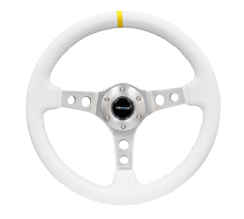 NRG - WOOD GRAIN STEERING WHEELS (ST-006-WT-Y)