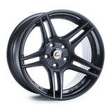 Cosmis Racing S5R Wheel Gun Metal 17x9 +22mm 5x114.3