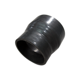 "CXRacing - 3"" TO 2.375"" STRAIGHT BLACK SILICON HOSE COUPLER REDUCER 3"" 76MM LONG (SH300R2375-3BK-76)"
