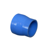 "CXRacing - BLUE SILICON HOSE 3""-2.5"" REDUCER FOR TURBO INTERCOOLER PIPE 3"" TO 2.5 INCH 3"" LONG (SH300R250-3BL-76)"