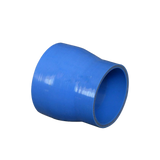 "CXRacing - 3"" - 2.75"" STRAIGHT SILICON HOSE BLUE COUPLER REDUCER FOR INTERCOOLER PIPE TURBO (SH300R275-3BL-76)"