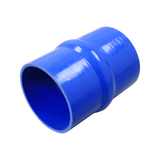 "CXRacing - UNIVERSAL 4"" BLUE STRAIGHT HUMP SILICON HOSE COUPLER 6"" LONG FOR INTERCOOLER (SH400-4BL-H-150)"