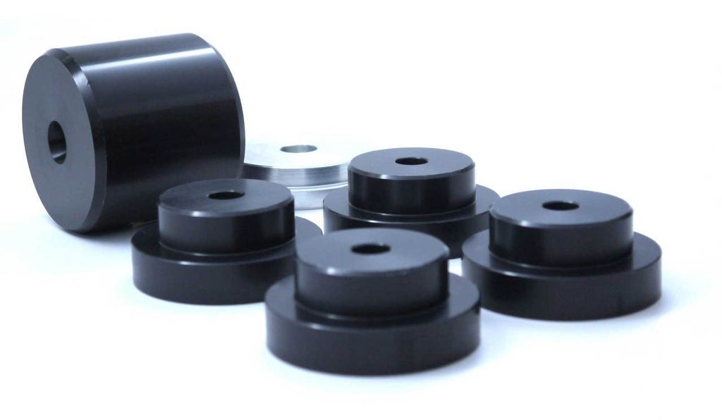 SPL Parts - PRO Solid Differential Mounting Bushings 370Z/G37 (SPL SDBS Z34)
