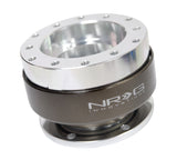 NRG - Gen 2.0 Quick Release (Black Body with Titanium Ring)