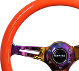NRG - WOOD GRAIN STEERING WHEELS (ST-015MC-NOR)