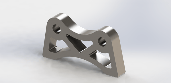 SRS-Concept - SRS-Concept - E30 LIGHTWEIGHT VERSION TWIN CALIPER BRACKETS (935)