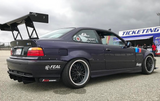 Big Duck Club - E36 Coupe Rear Overfenders - 55mm
