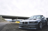 Big Duck Club - E36 Sedan - Front Overfenders