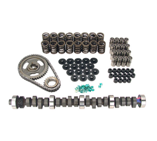 COMP CAMS - High Energy 268H Hydraulic Flat Tappet Camshaft Complete Kit Lift: .456