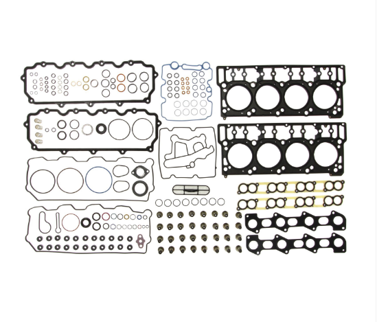 CLEVITE - Head Gasket Set 2003-2006 Ford/Navistar Powerstroke Diesel V8 6.0L with 18mm Dowel Pin Size (HS54450)