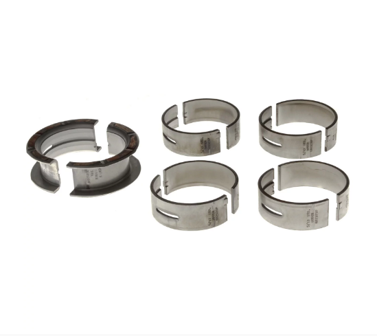 CLEVITE - MAHLE Main Bearing Set Ford 1962-2001 V8 221/255/260/289/302  (3.6/4.2/4.3/4.7/5.0L) -.001