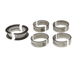 "CLEVITE - MAHLE Main Bearing Set Ford 1962-2001 V8 221/255/260/289/302  (3.6/4.2/4.3/4.7/5.0L) -.001"" Undersize P Series (MS590P1)"