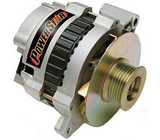 Painless Wiring - Painless Performance Products CS130 PowerStar Alternator Straight Mount (51002)
