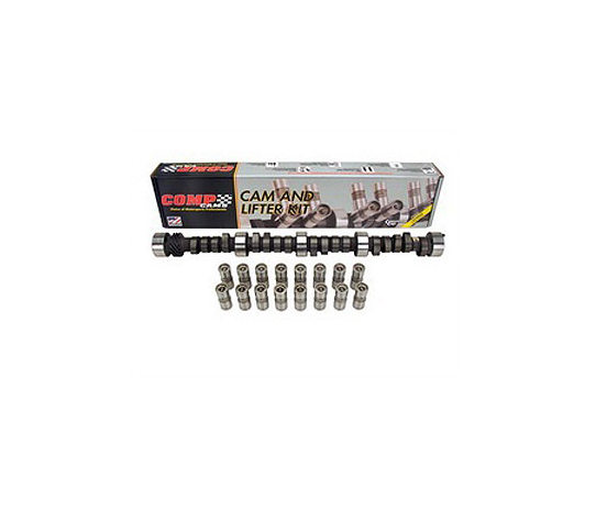 COMP CAMS - Nostalgia Plus Hyd. Flat Tappet Cam and Lifter Kit Ford 289-302ci 1963-1995 Lift: .480