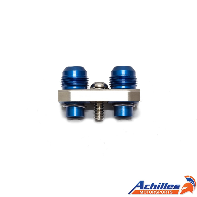 Achilles Motorsports - Oil Cooler Line Fitting Kit - E36 E46 E82 E90 E92 E93 (TMS-TEN9910200)