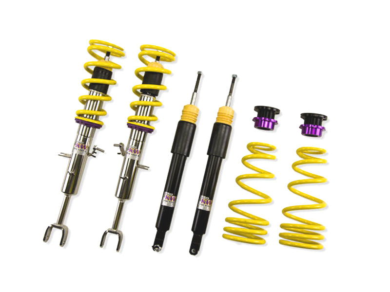 KW - Variant Series Coilover Kits (BMW F33/F36, Conv & Gran Coupe, RWD) (KW-3522000J)