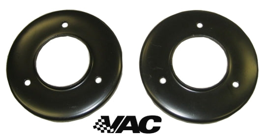 Vac Motorsport - BMW Front Strut Tower Reinforcement Set, Bolt On (BMW E36) (VAC-31-STRK-E36)