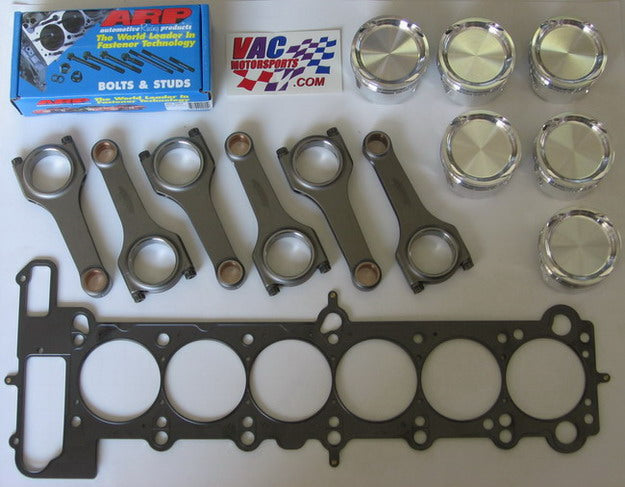 Vac Motorsport - VAC Turbo Build Kit (BMW S54) (VAC-TK-CPA-S54)