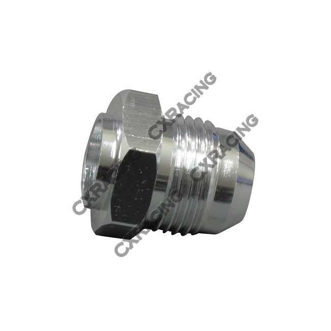 CXRacing - AN10 10AN AN-10 ANODIZED ALUMINUM WELD ON OIL FITTING (WF-AN10-1)