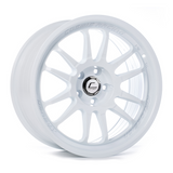 Cosmis Racing XT-206R White Wheel 17x8 +30mm 5x100